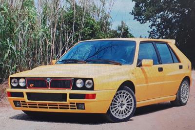 1994 / Lancia Delta HF Intégrale Evo2