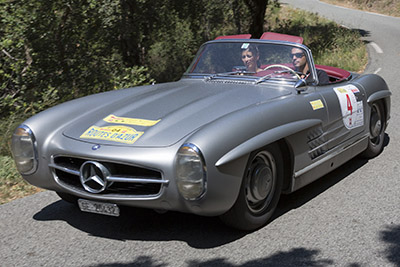 1956 / Mercedes 300 SL Roadster