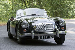 1960 / MG A 1600 Roadster