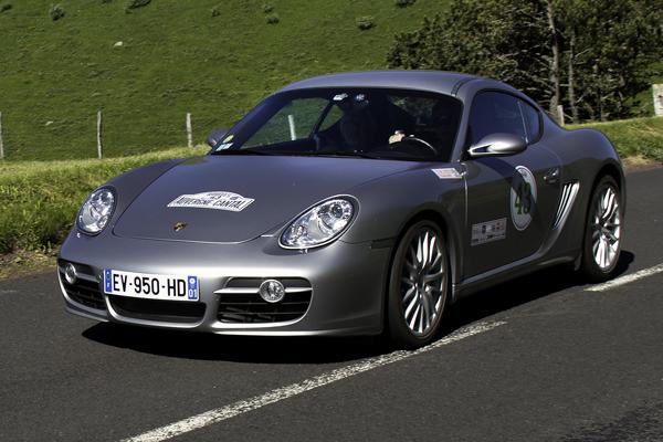 2005 / Porsche Cayman S