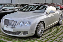 2009 / BENTLEY Continetal GTC