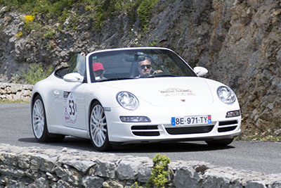 2006 / Porsche 997 Carrera Cabriolet