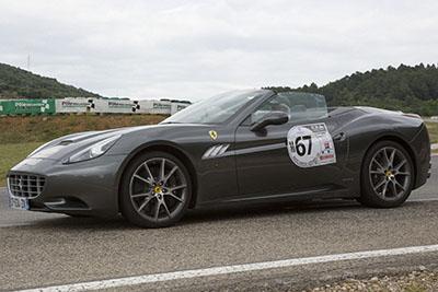2015 / Ferrari California T Cabriolet