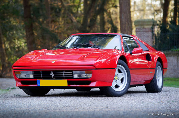 1989 / Ferrari 328 GTS Spider
