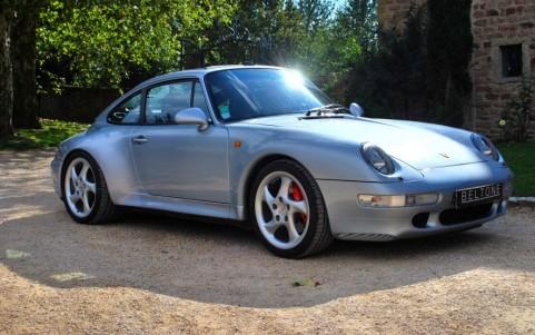 1996 / Porsche 993 4S