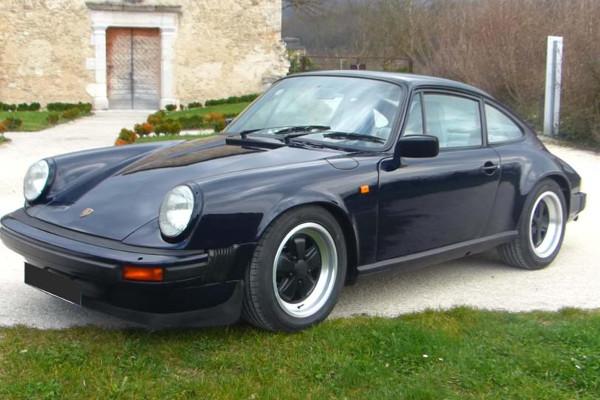 1988 / Porsche 911 3.2l Carrera