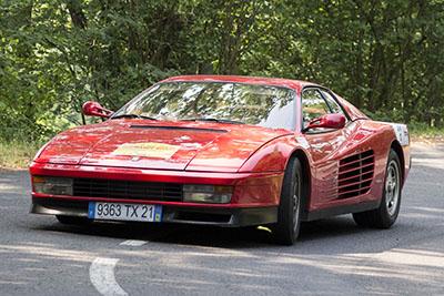 1985 / Ferrari Testarossa