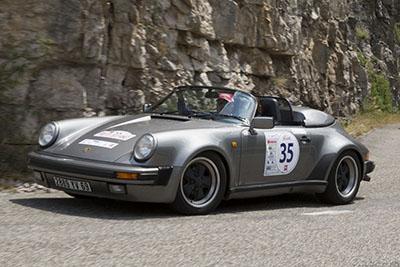 1989 / Porsche 911 Speedster 3,2 l.