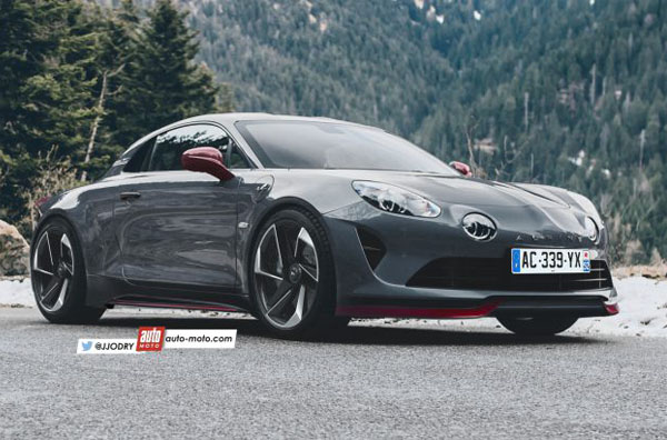 2019 / ALPINE A110 Berlinette