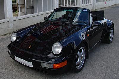 1992 / Porsche 964 Cabrio.