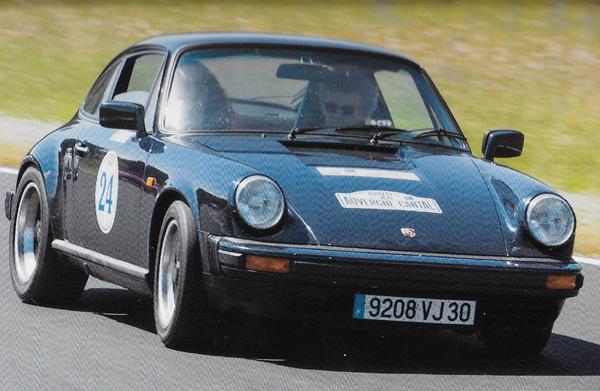 1975 / Porsche 911 Type G 2.7 l.