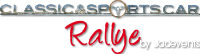 Classic and Sports Car rallye by Jadevents